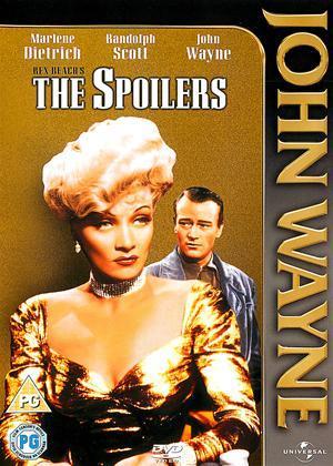 Rent The Spoilers Online DVD & Blu-ray Rental