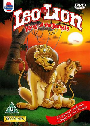 Rent Leo the Lion: King of the Jungle Online DVD & Blu-ray Rental