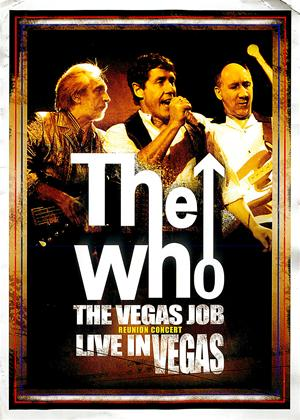 Rent The Who: The Vegas Job Online DVD Rental