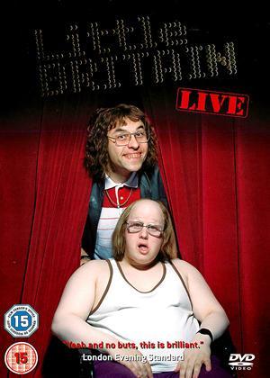 Little Britain: Live Online DVD Rental