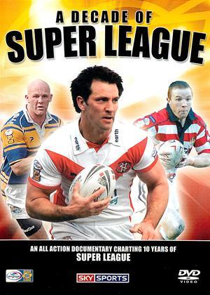 Rent A Decade of Super League Online DVD Rental