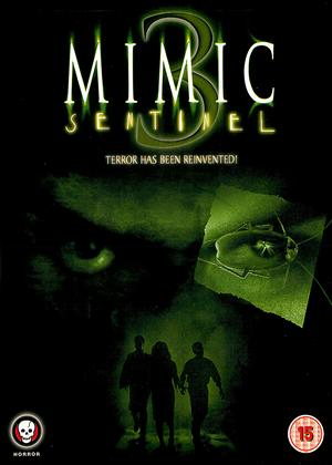 Rent Mimic: Sentinel Online DVD Rental