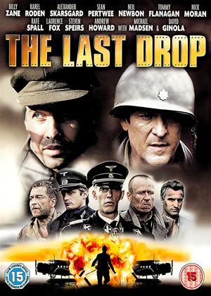 Rent The Last Drop Online DVD Rental