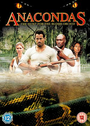 Rent Anacondas: The Hunt for the Blood Orchid Online DVD Rental