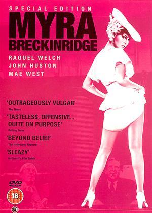 Rent Myra Breckinridge Online DVD Rental