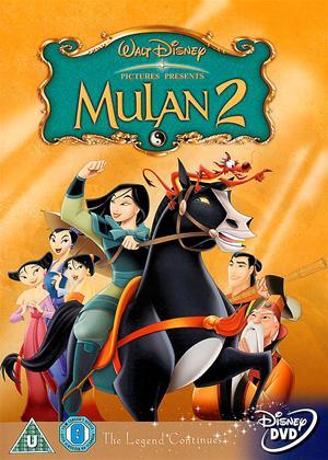 Rent Mulan 2 Online DVD Rental
