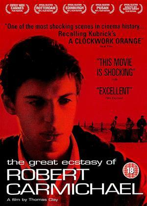 Rent The Great Ecstasy of Robert Carmichael Online DVD Rental