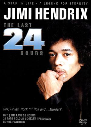 Rent Jimi Hendrix: The Last 24 Hours Online DVD Rental