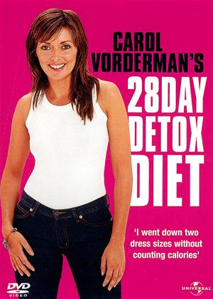 Rent Carol Vorderman: 28 Day Detox Diet Online DVD Rental