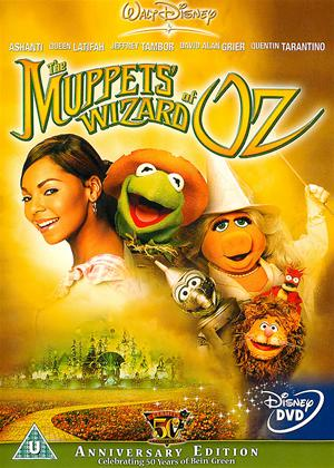 Rent The Muppets' Wizard of Oz Online DVD Rental