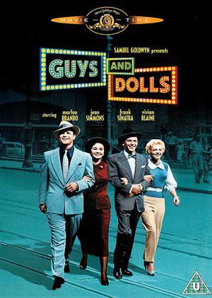 Rent Guys and Dolls Online DVD & Blu-ray Rental