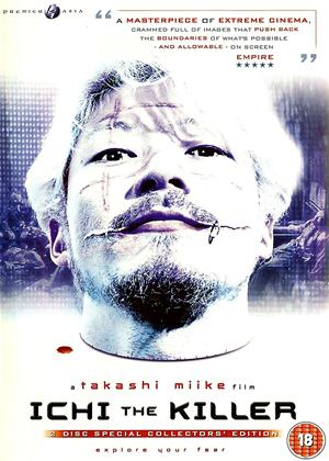 Ichi the Killer Online DVD Rental