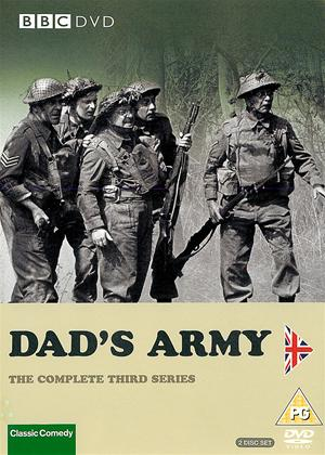 Rent Dad's Army: Series 3 Online DVD Rental