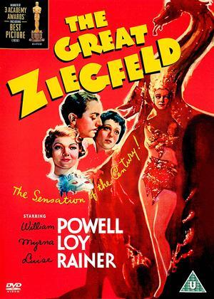 Rent The Great Ziegfeld Online DVD Rental