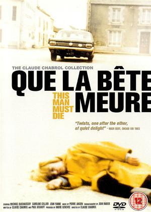 Rent This Man Must Die (aka Que La Bete Meure) Online DVD Rental