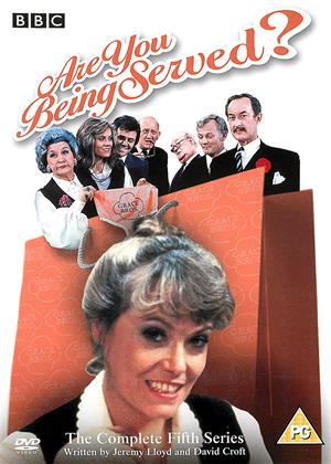 Rent Are You Being Served?: Series 5 Online DVD Rental