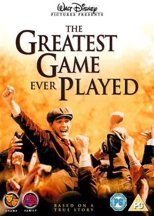 Rent The Greatest Game Ever Played Online DVD Rental
