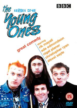 Rent The Young Ones: Series 1 Online DVD Rental