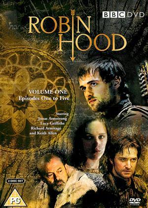 Rent Robin Hood: Series 1: Vol.1 Online DVD Rental