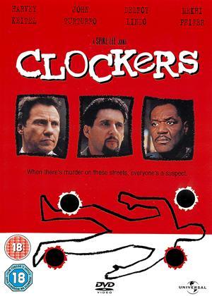 Rent Clockers Online DVD Rental