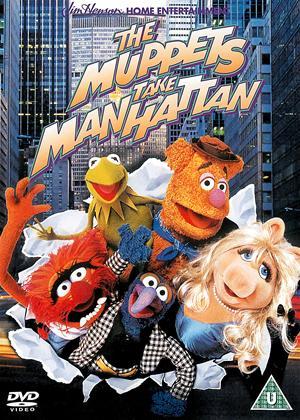 Rent The Muppets Take Manhattan Online DVD & Blu-ray Rental