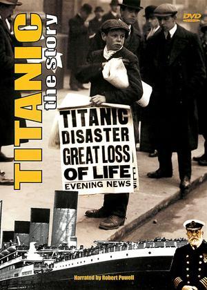Rent Titanic: The Story Online DVD Rental