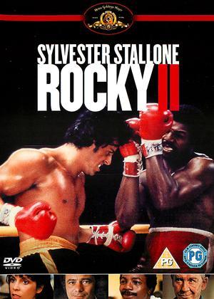 Rocky II Online DVD Rental