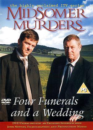 Rent Midsomer Murders: Series 9: Four Funerals and a Wedding Online DVD Rental