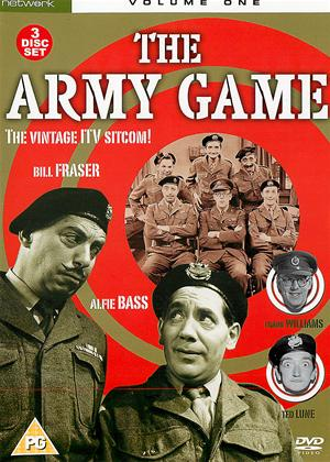 Rent The Army Game: Vol.1 Online DVD Rental