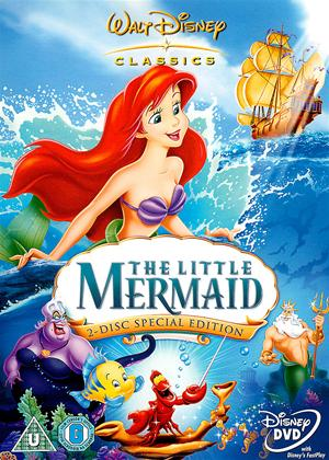 Rent The Little Mermaid Online DVD Rental