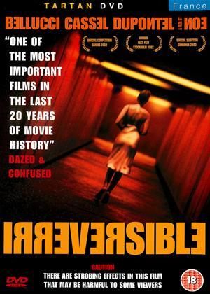 Irreversible Online DVD Rental