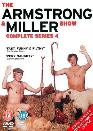 Rent The Armstrong and Miller Show: Series 4 Online DVD Rental
