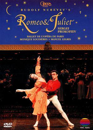 Rent Rudolf Nureyev's Romeo and Juliet Online DVD Rental