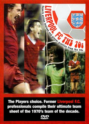 Rent Liverpool FC: 70s Team of the Decade Online DVD Rental