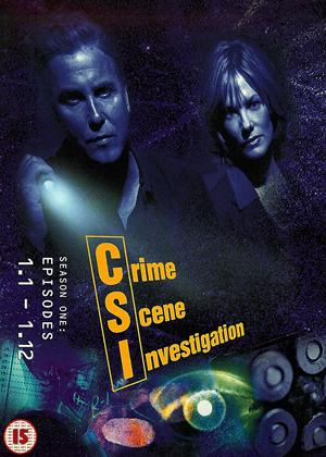 Rent CSI: Series 1: Part 1 Online DVD Rental