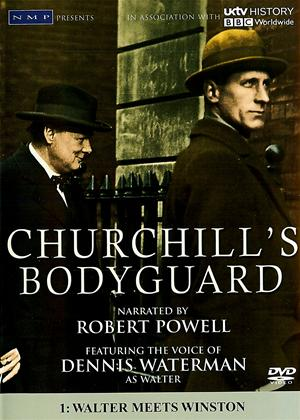 Rent Churchill's Bodyguard: Vol.1: Walter Meets Winston Online DVD Rental