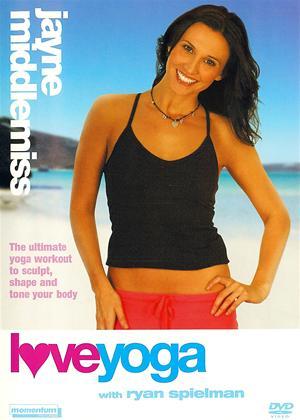 Rent Jayne Middlemiss: Love Yoga Online DVD Rental