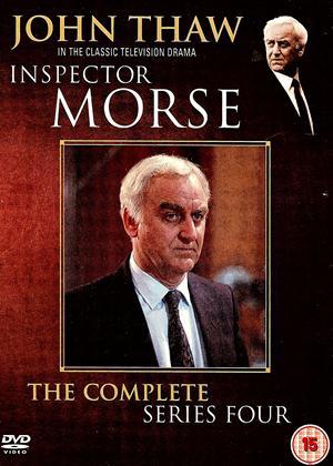 Rent Inspector Morse: Series 4 Online DVD Rental