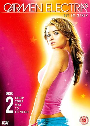 Rent Carmen Electra: Fit to Strip Online DVD Rental