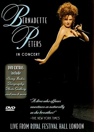 Rent Bernadette Peters in Concert Online DVD Rental