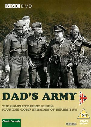 Rent Dad's Army: Series 1 and 2 Online DVD Rental