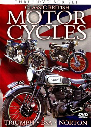 Rent Classic British Motorcycles: BSA Online DVD Rental