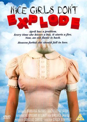 Rent Nice Girls Don't Explode Online DVD Rental