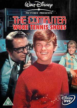 Rent The Computer Wore Tennis Shoes Online DVD Rental