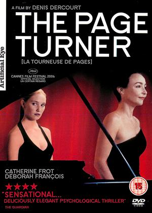The Page Turner Movie Trailer and Videos | TV Guide