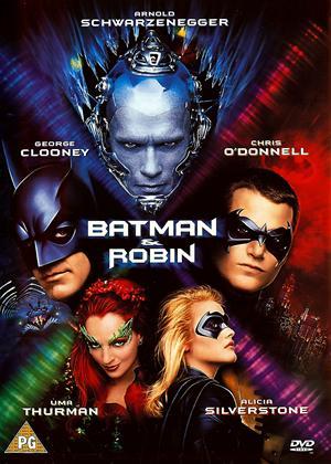 Batman and Robin Online DVD Rental