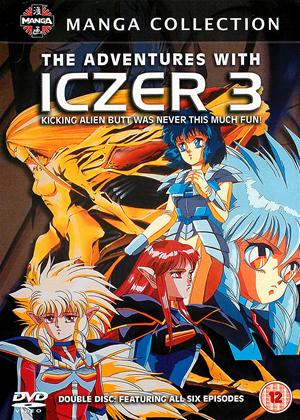 Rent Iczer 3 Online DVD Rental