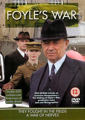 Rent Foyle's War: Series 3: Part 2 Online DVD Rental