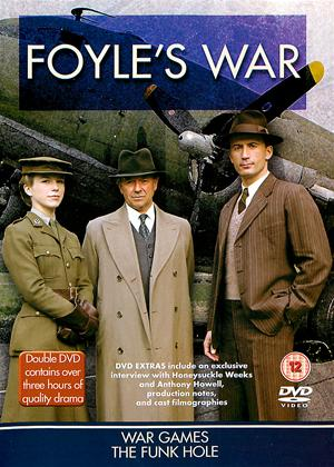 Rent Foyle's War: Series 2: Part 2 Online DVD Rental