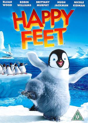 Rent Happy Feet Online DVD Rental